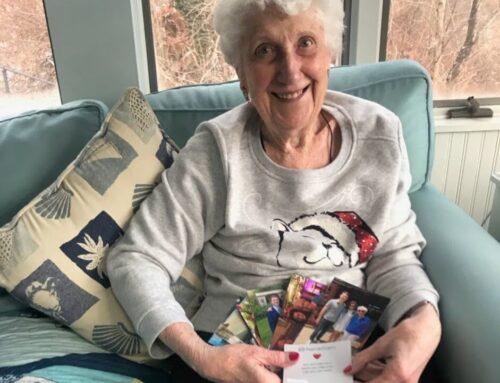 Enviá fotos a los abuelos